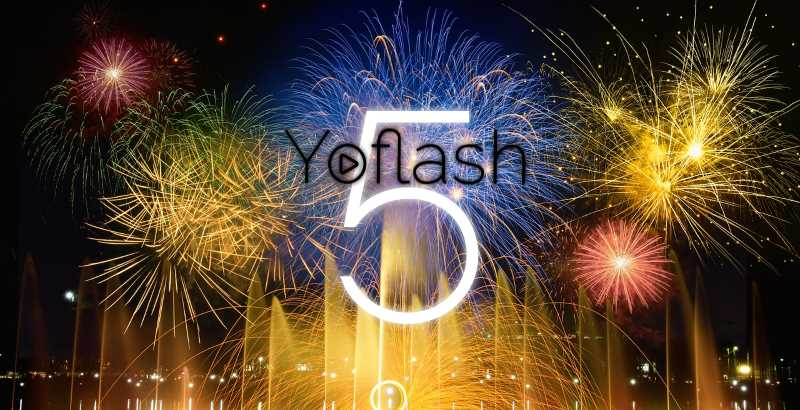 Yoflash 5 is out